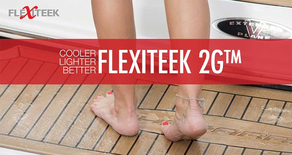 cooler lighter better - Flexiteek 2Gtm