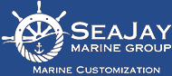 SeaJay Marine Group Marine Customization logo